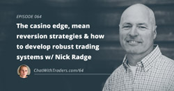 Nick Radge Chat With Traders
