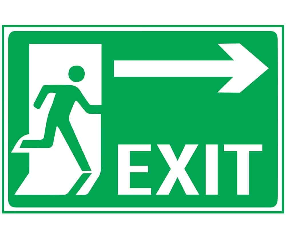 Manage your trade exits