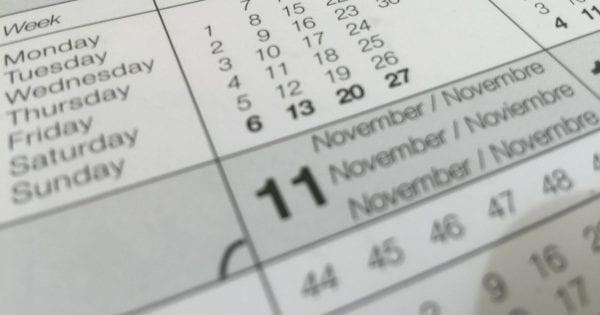 asx trading calendar