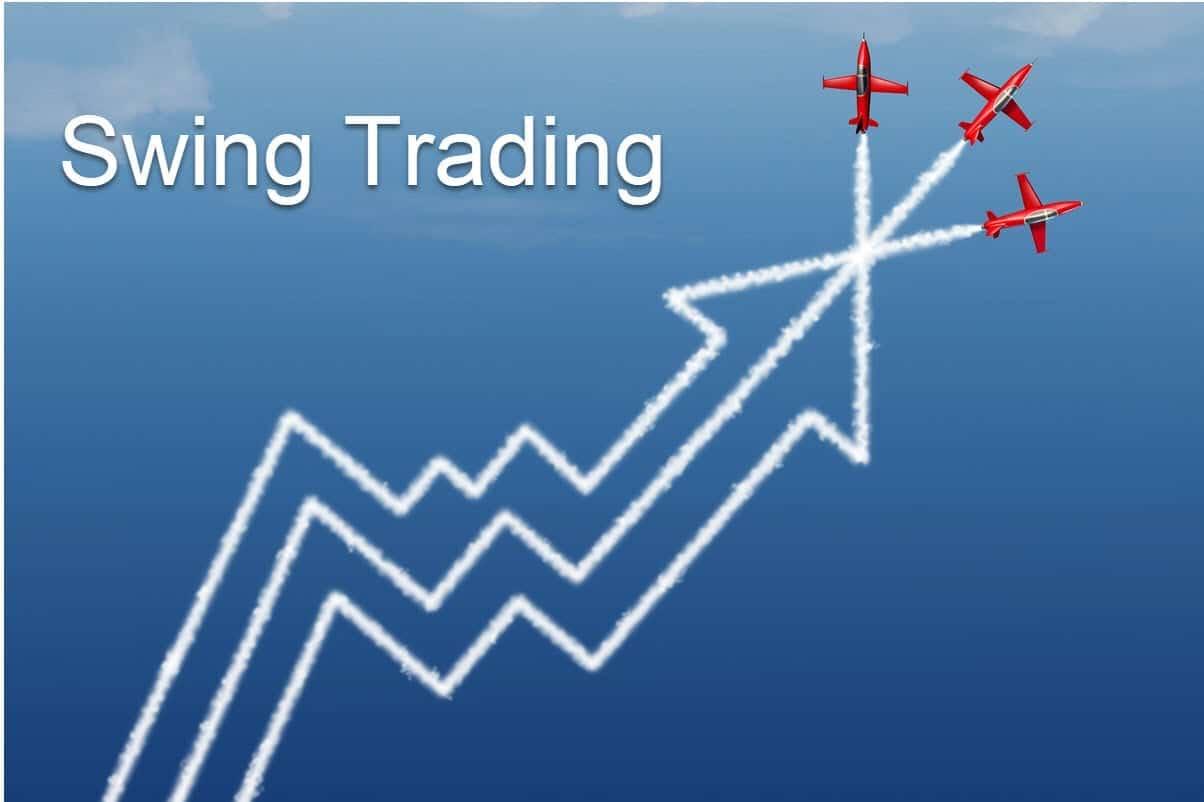Swing target trading