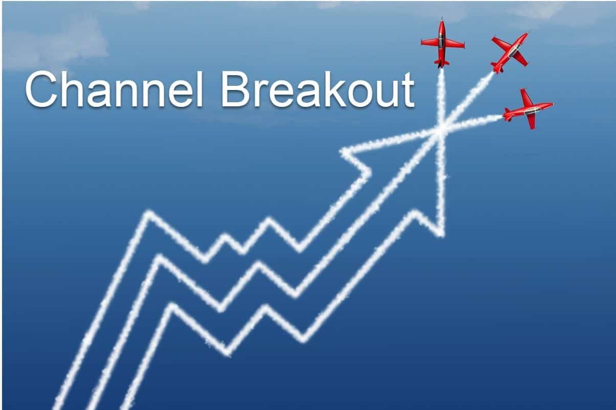 Trading channel breakouts