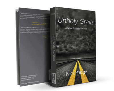 Unholy Grails by Nick Radge 400