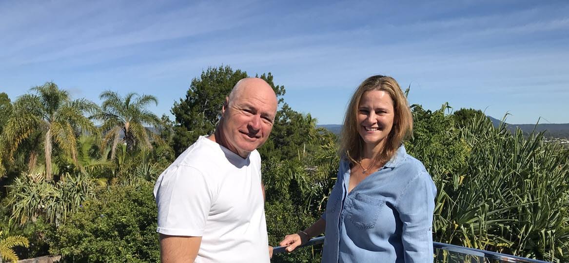 Nick and Trish Radge trade the Growth Portfolio